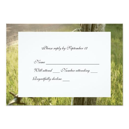 fencepost_barbed_wire_rustic_wedding_invitations_rsvp_cards